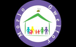 Canolfan Gymunedol Gwelfor Community Centre Logo
